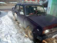 ВАЗ (Лада) 2107, 2000 г., Томск