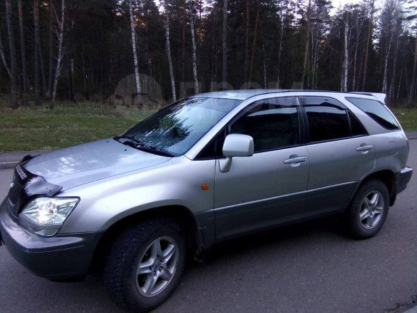 Toyota Harrier, 1998 год, 390 000 руб.