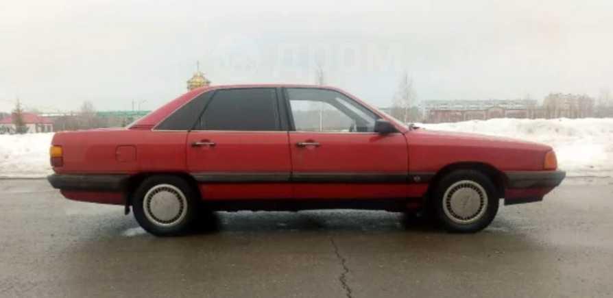 Audi 100, 1985 год, 75 000 руб.