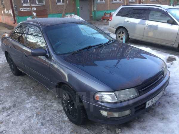 Toyota Carina, 1993 год, 119 000 руб.