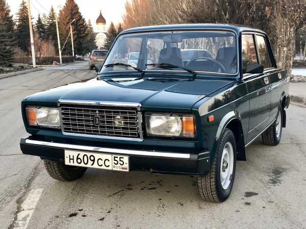 Лада 2107, 2007 год, 105 000 руб.