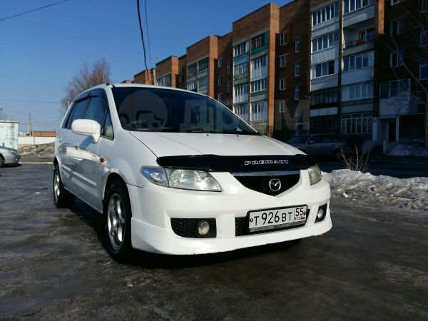 Mazda Premacy, 2001 год, 243 000 руб.