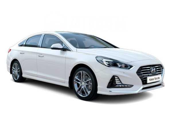 Hyundai Sonata, 2019 год, 1 600 000 руб.