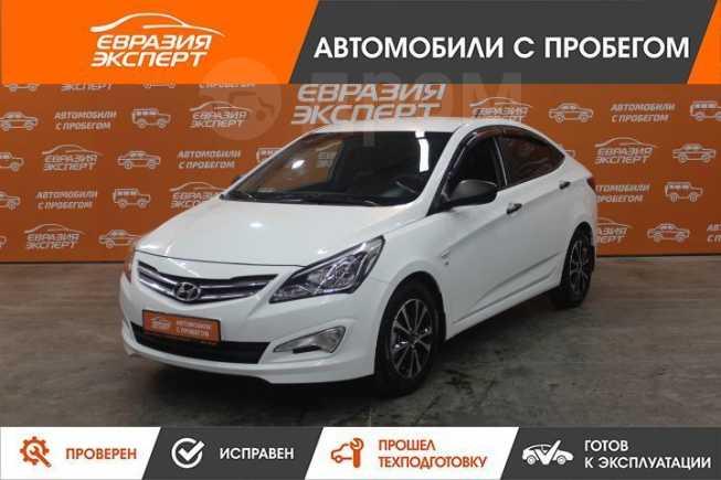 Hyundai Solaris, 2015 год, 669 000 руб.