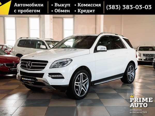 Mercedes-Benz M-Class, 2014 год, 2 509 000 руб.