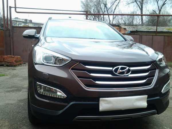 Hyundai Santa Fe, 2014 год, 1 510 000 руб.