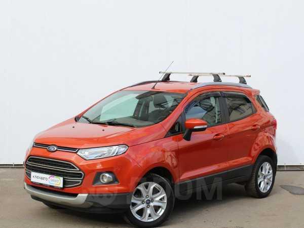 Ford EcoSport, 2015 год, 670 000 руб.