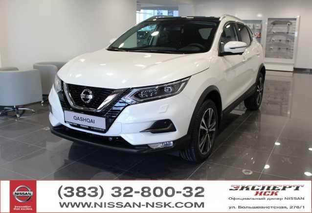 Nissan Qashqai, 2019 год, 1 655 000 руб.