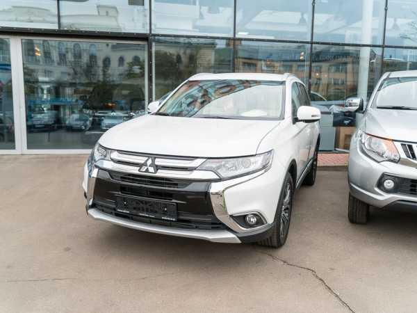 Mitsubishi Outlander, 2019 год, 1 983 000 руб.