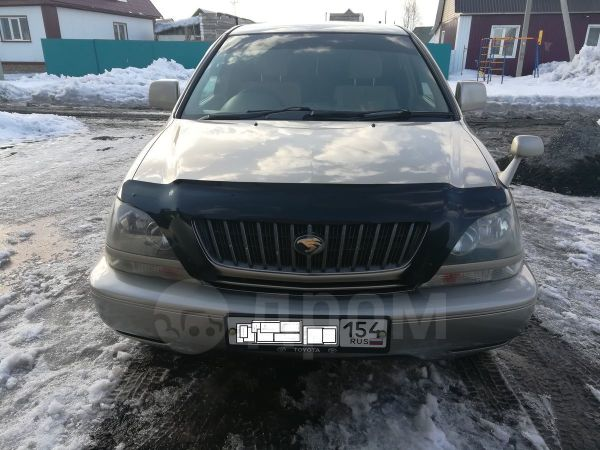 Toyota Harrier, 1998 год, 540 000 руб.