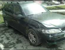 Берёзовский Vectra 2001