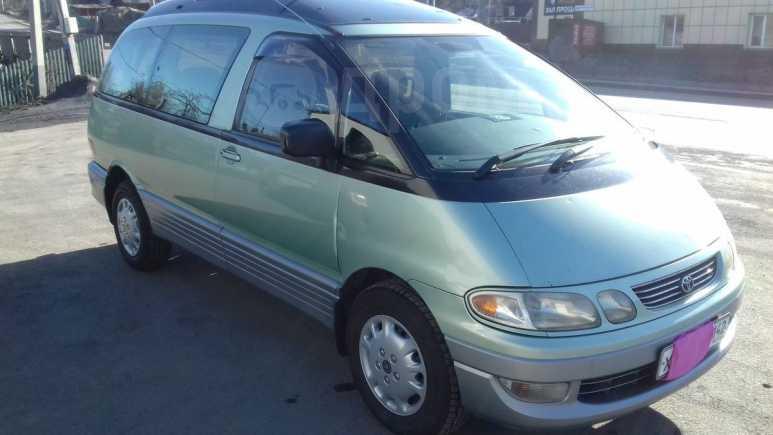 Toyota Estima Emina, 1999 год, 287 000 руб.