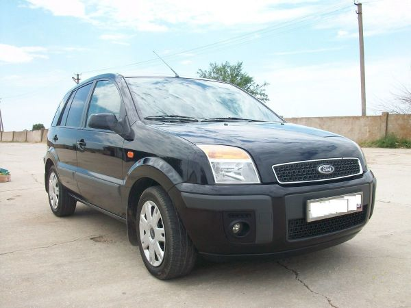 Ford Fusion, 2007 год, 285 000 руб.