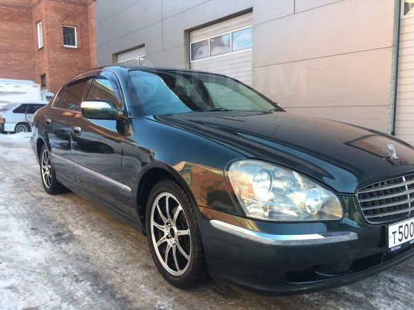 Nissan Cima, 2003 год, 395 000 руб.