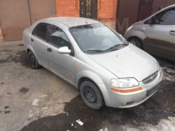 Chevrolet Aveo, 2005 год, 100 500 руб.