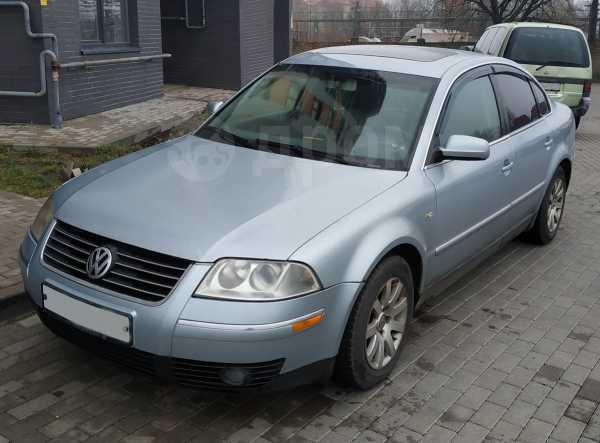 Volkswagen Passat, 2002 год, 265 000 руб.