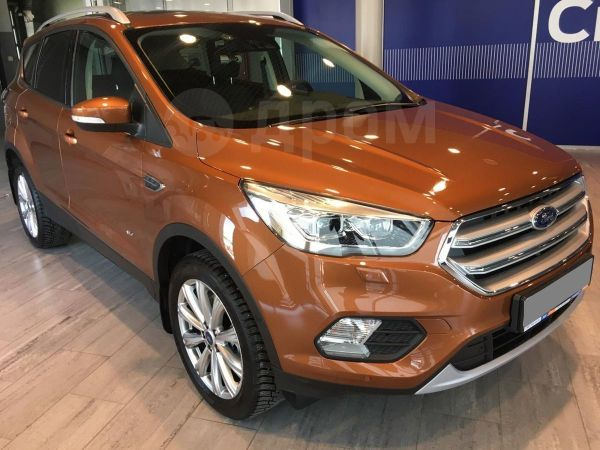 Ford Kuga, 2017 год, 1 780 000 руб.