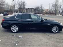 Чита BMW 5-Series 2014