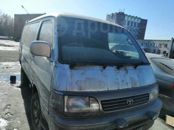 Toyota Hiace, 1996 год, 165 000 руб.