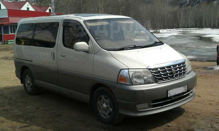 Toyota Grand Hiace, 2001 год, 700 000 руб.