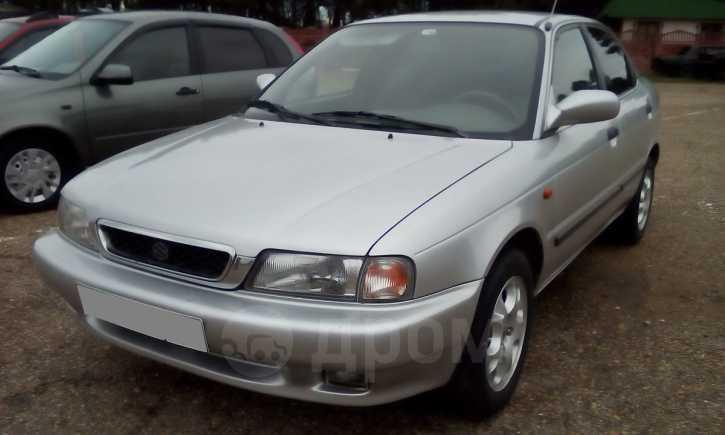 Suzuki Baleno, 1998 год, 130 000 руб.