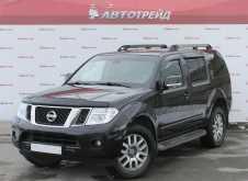 Nissan Pathfinder, 2012 г., Екатеринбург