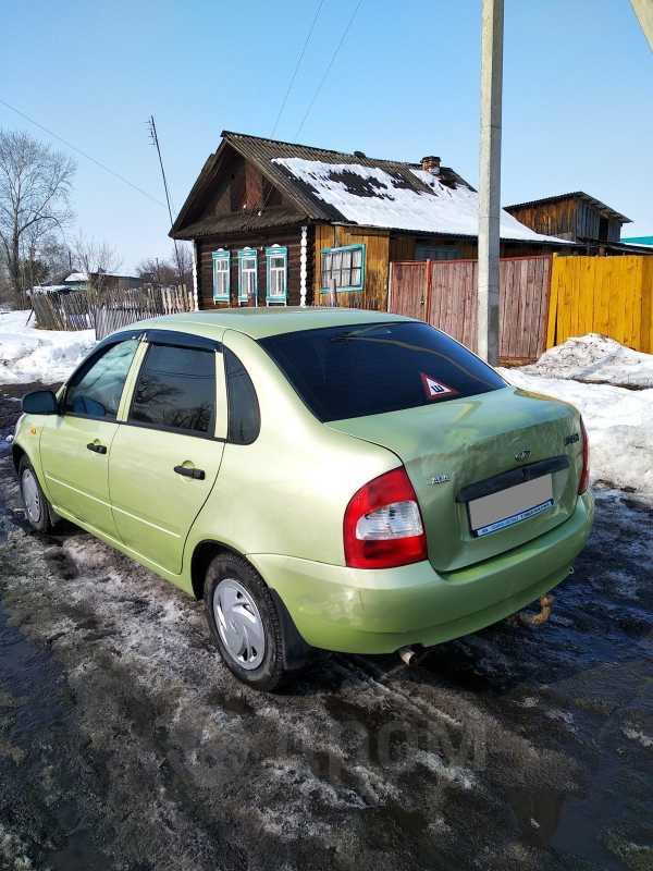 Лада Калина, 2007 год, 115 000 руб.