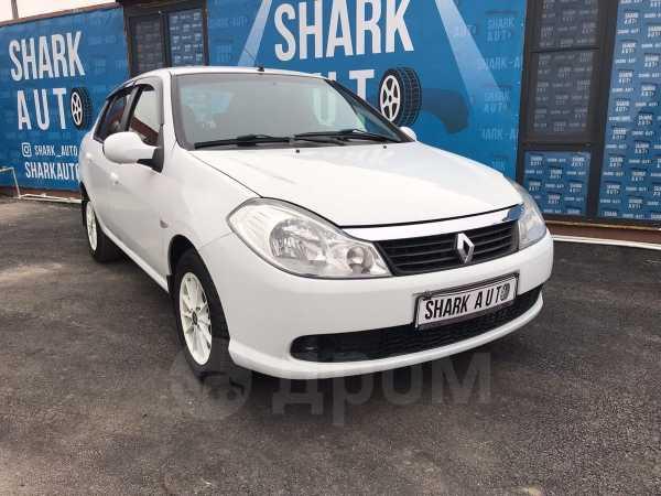 Renault Symbol, 2012 год, 295 000 руб.