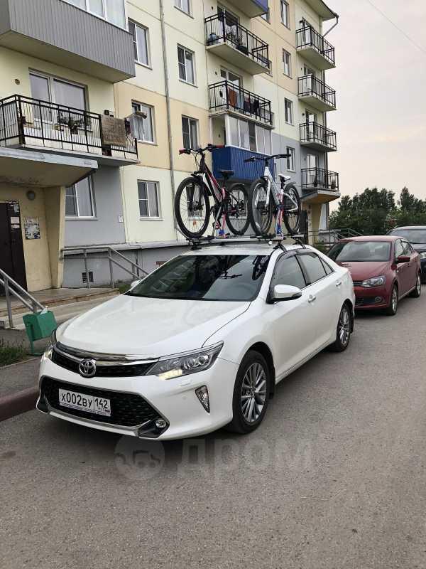 Toyota Camry, 2017 год, 1 750 000 руб.