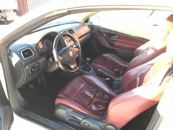 Volkswagen Eos, 2008 год, 550 000 руб.