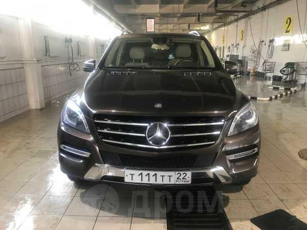 Mercedes-Benz M-Class, 2013 год, 2 300 000 руб.