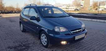 Chevrolet Rezzo, 2007 г., Новокузнецк