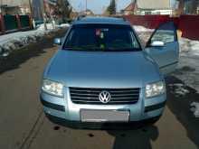 Volkswagen Passat, 2001 г., Омск