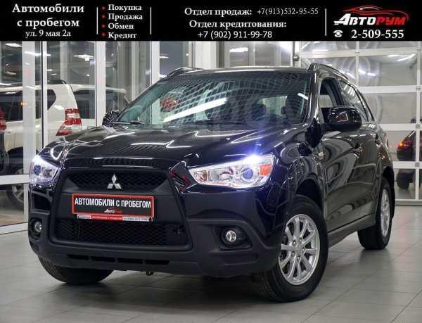 Mitsubishi ASX, 2012 год, 697 000 руб.