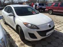 Крымск Mazda3 2010