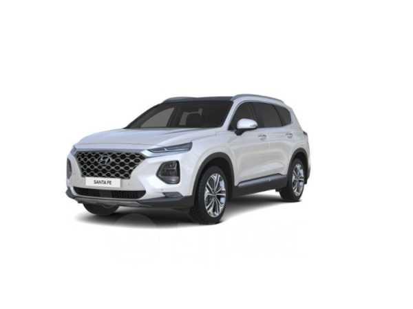 Hyundai Santa Fe, 2019 год, 2 269 000 руб.