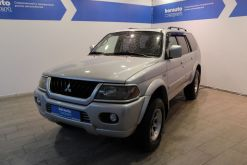 Воронеж Montero Sport 2002