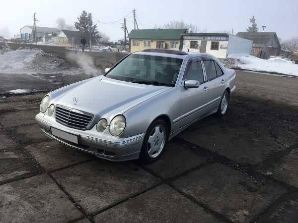 Mercedes-Benz E-Class, 2001 год, 360 000 руб.