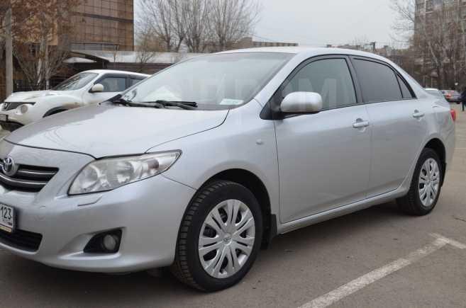 Toyota Corolla FX, 2007 год, 460 000 руб.
