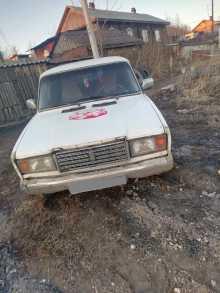 ВАЗ (Лада) 2107, 2004 г., Новокузнецк