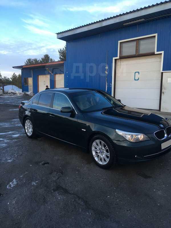 BMW 5-Series, 2008 год, 740 000 руб.