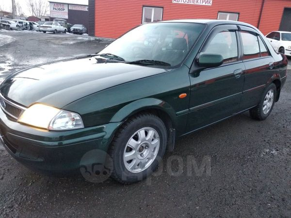 Ford Laser, 2001 год, 167 000 руб.