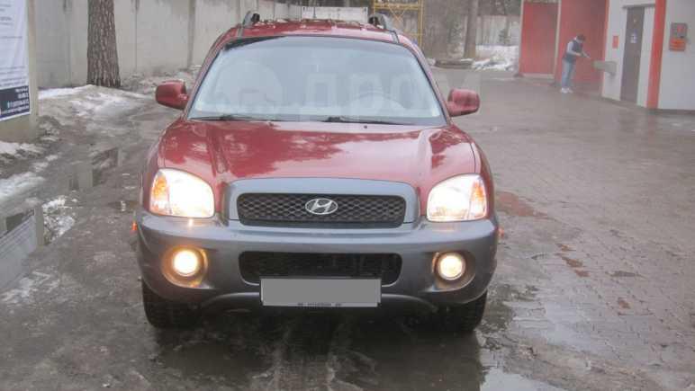 Hyundai Santa Fe Classic, 2004 год, 330 000 руб.