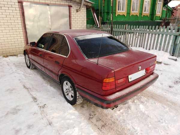 BMW 5-Series, 1989 год, 190 000 руб.