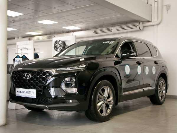 Hyundai Santa Fe, 2019 год, 2 369 300 руб.