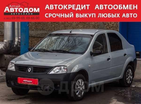 Renault Logan, 2008 год, 179 000 руб.