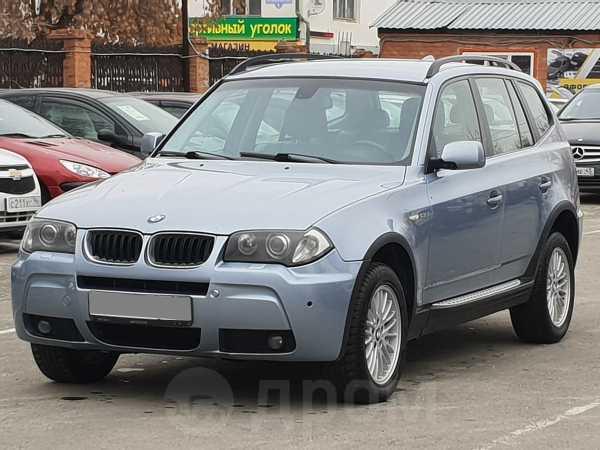 BMW X3, 2006 год, 435 000 руб.