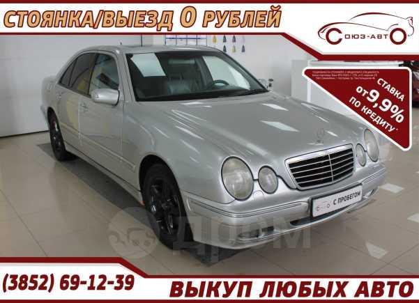 Mercedes-Benz E-Class, 2000 год, 379 000 руб.
