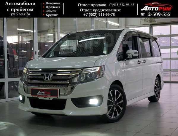 Honda Stepwgn, 2013 год, 1 037 000 руб.
