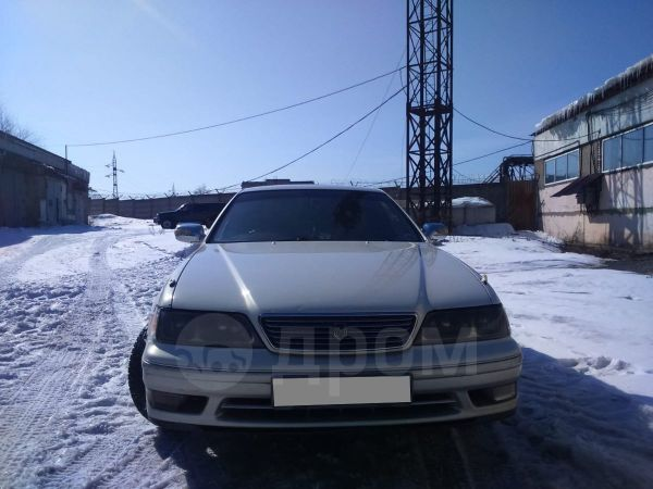 Toyota Mark II, 1997 год, 140 000 руб.